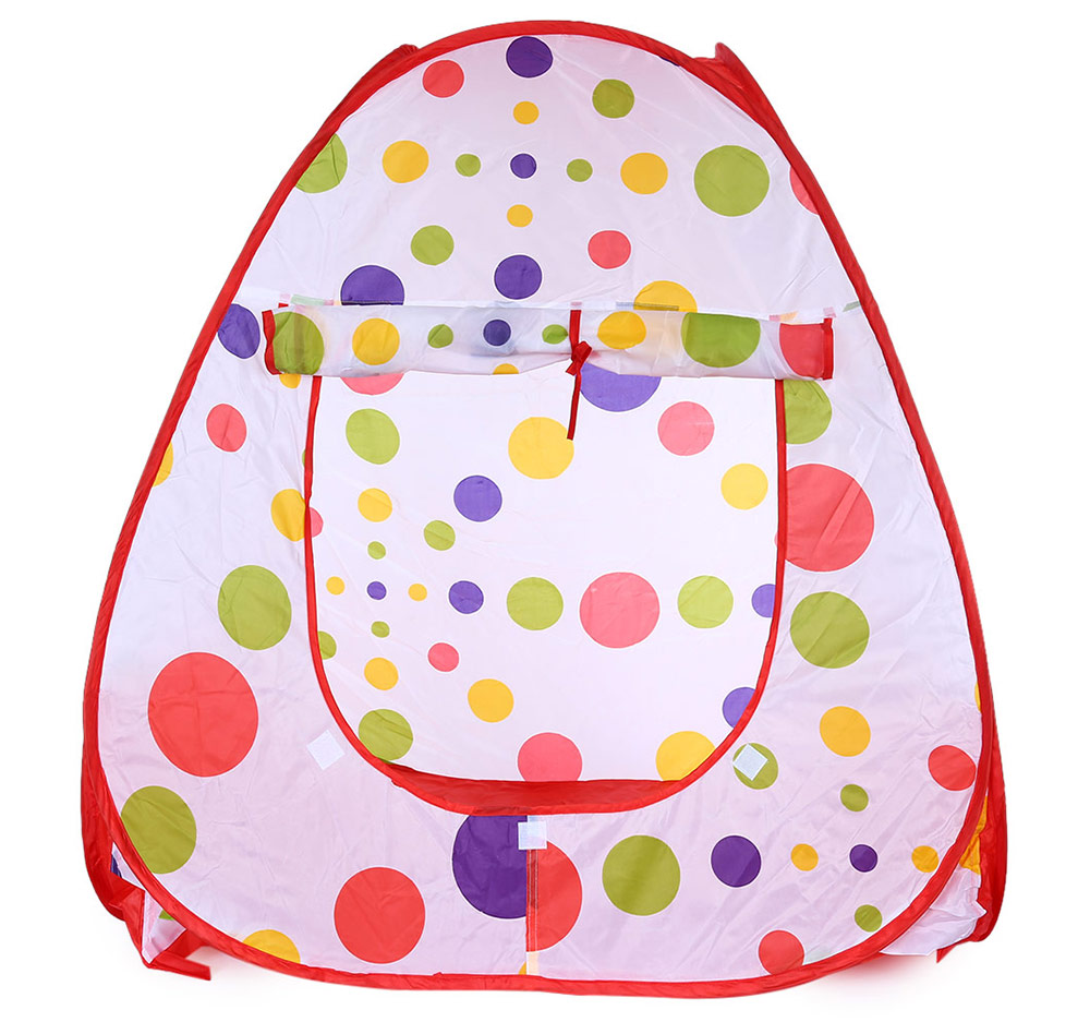 Kids Foldable Ocean Ball Game House Portable Outdoor Indoor Toy Tent Playhut