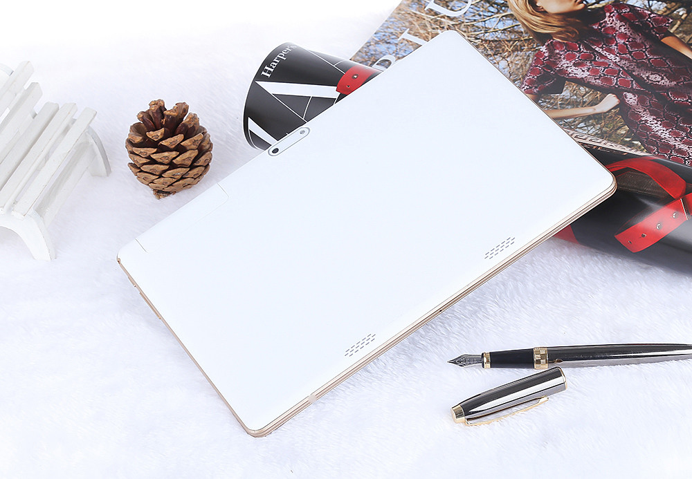 K960 9.6 inch Android 5.1 3G Phablet MTK6580 Quad Core 1.30GHz 1GB RAM 16GB ROM Bluetooth 4.0 Dual Cameras GPS Functions