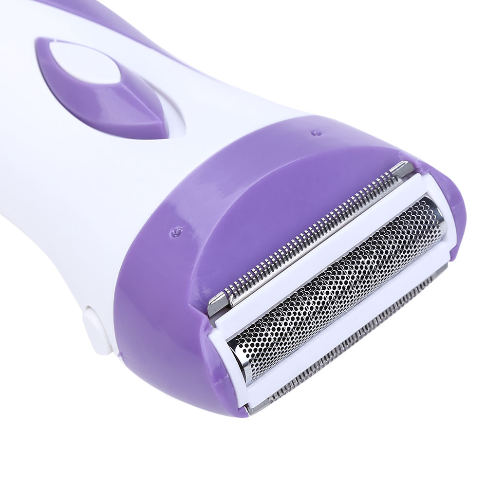 Kemei KM - 3018 Lady Rechargeable Electric Shaver Hair Remover Female Shaving Scraping Epilator