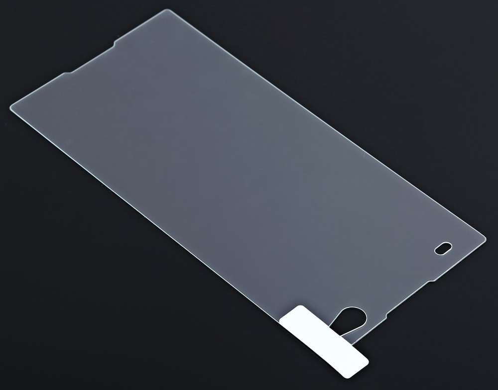 2pcs 9H 2.5D Ultra Thin Tempered Glass Protective Film for Sony C3