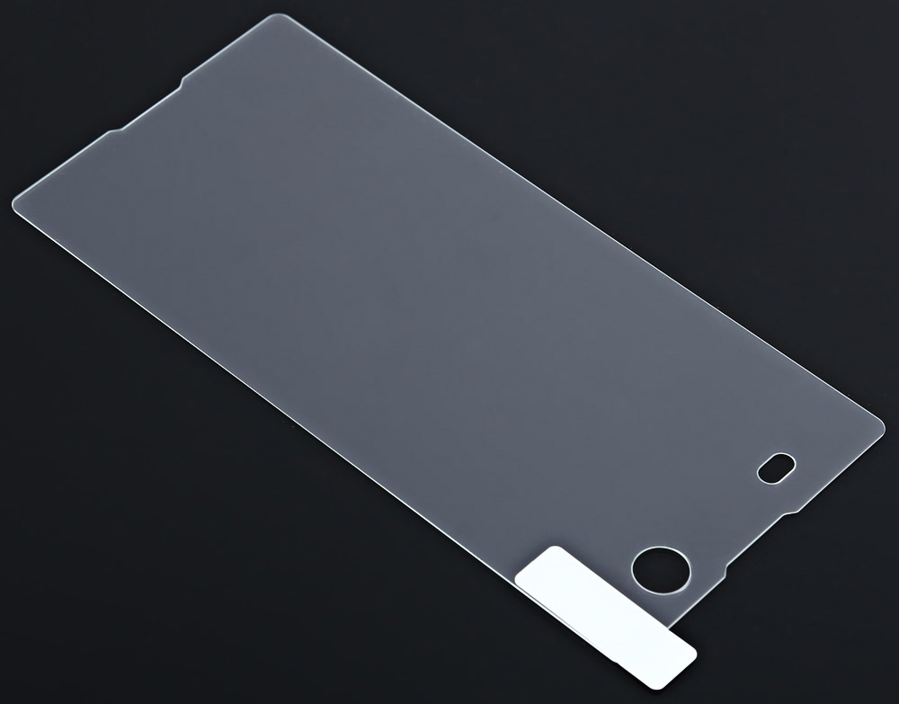 2pcs 9H 2.5D Ultra Thin Tempered Glass Protective Film for Sony M5