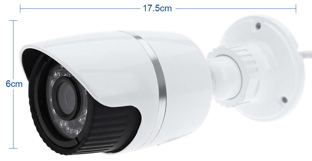 B06 720P Night Vision Motion Detection Outdoor Security IP Camera