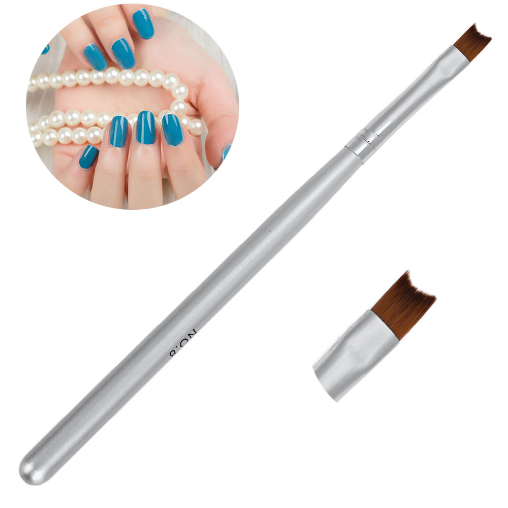 DIY  French Style Design Manicure Acrylic UV Gel Polish Tips Multifunctional Drill Point Pen