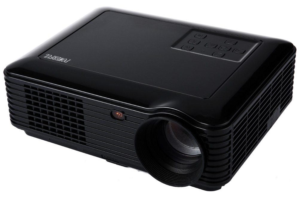 POWERFUL SV - 226 Home Theater 3500 Lumens 800 × 480 Pixels Projector