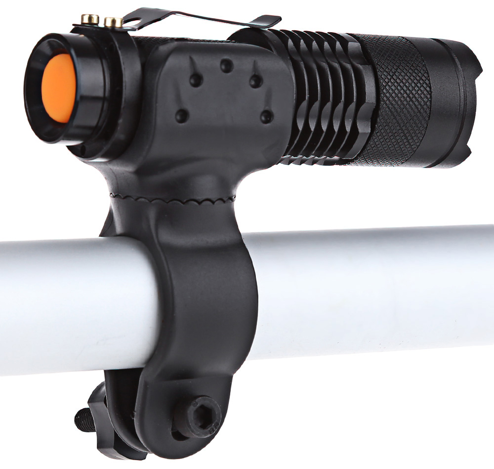 LED Bicycle Front Torch Warning Flash Riding Equipment