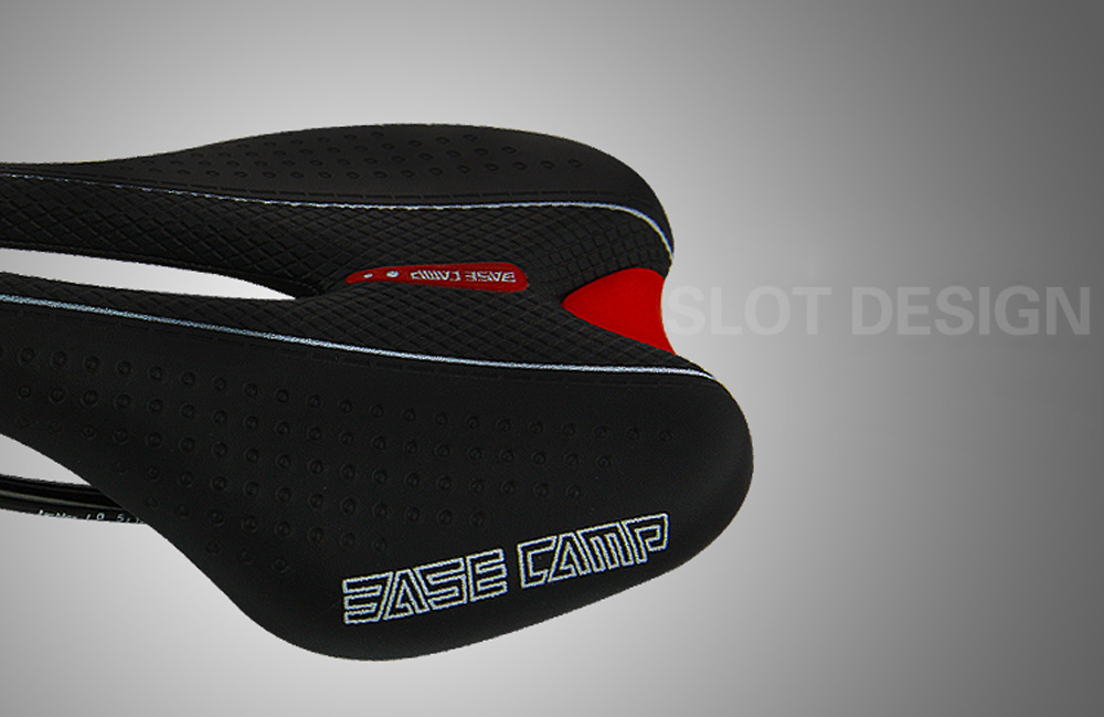Basecamp Breathable Cushioned Mountain Bike Front Saddle Seat