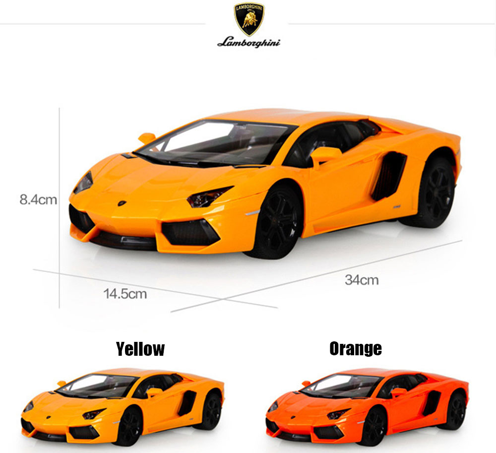 Huanqi 633 1:14 Scale Remote Control Racing Car Toy