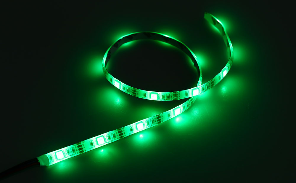 5V 0.5M LED Strip Tape TV Background Lighting Waterproof Decorative Lamp with USB Cable