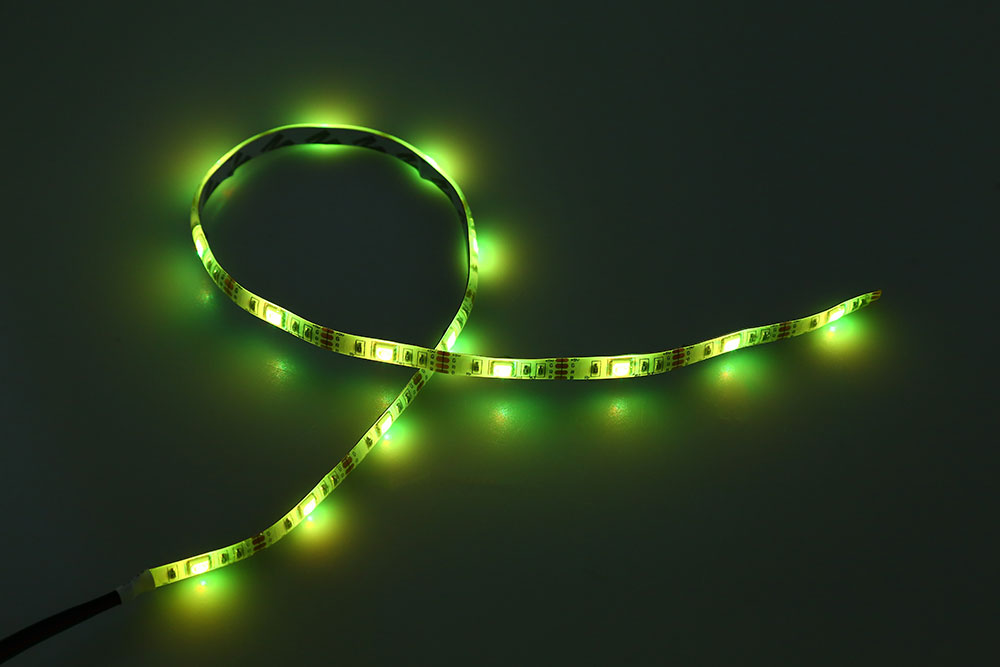 4.5V 0.5M SMD5050 LED Strip Light with Battery Box Waterproof Craft Lamp