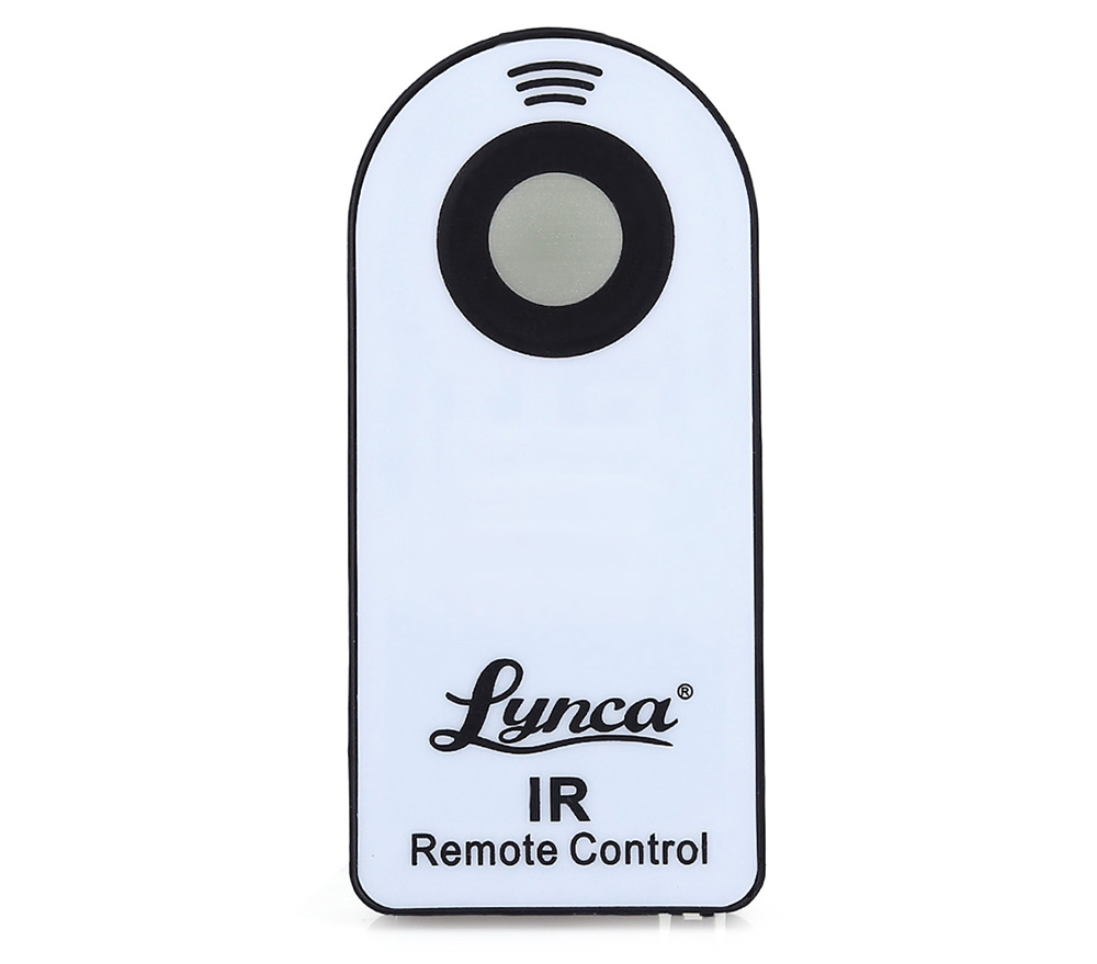 LYNCA IR - 30 Universal Wireless IR Infrared Remote Controller for Canon / Nikon / Sony / Pentax Infrared Camera