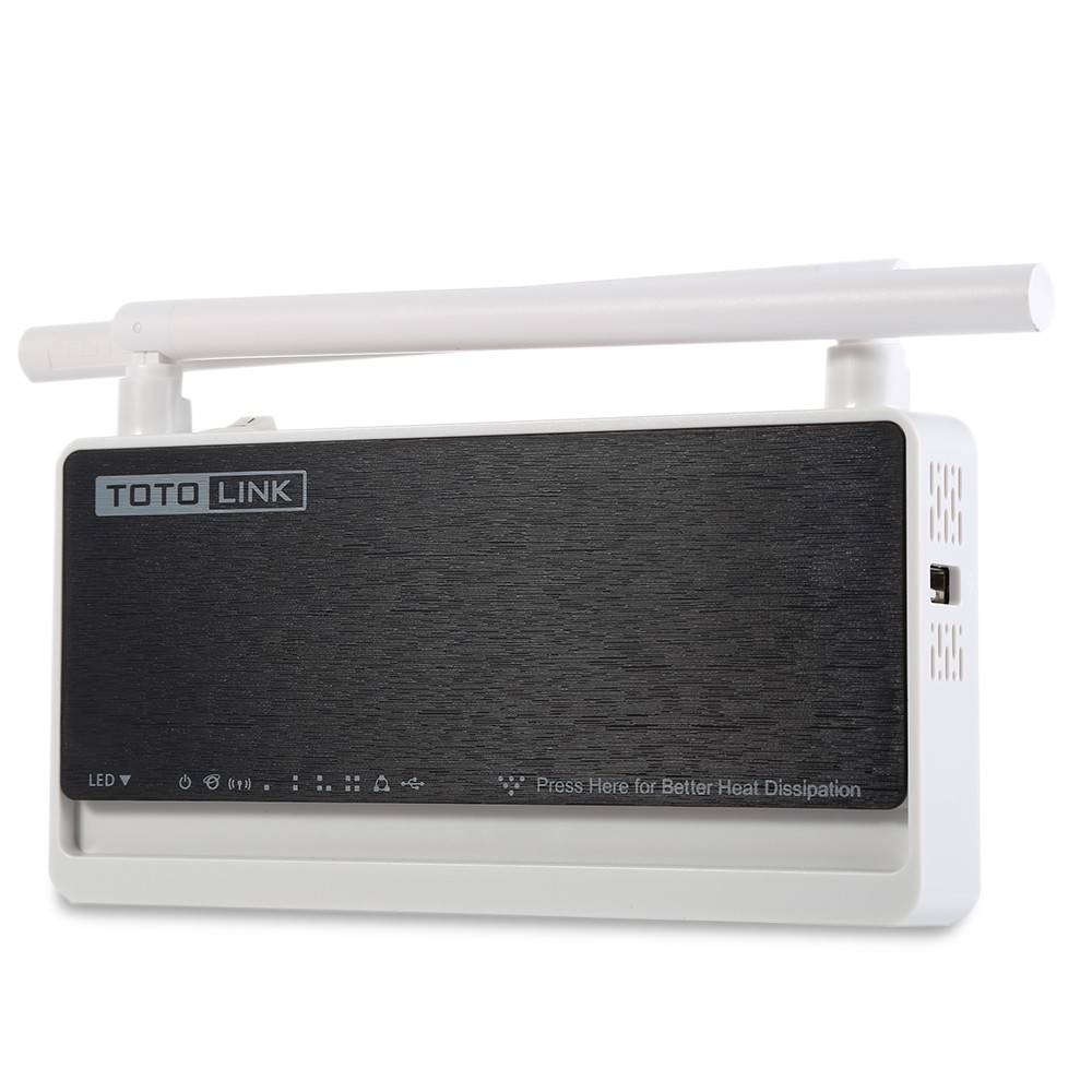 TOTOLINK G300R Wireless 300Mbps WiFi Router / Repeater Support USB 3G Broadband Functions with Hot Release Design
