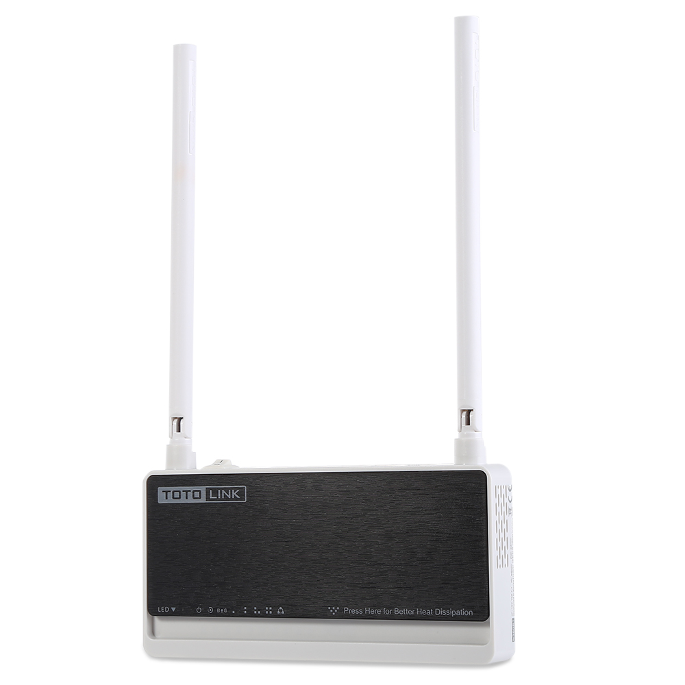 TOTOLINK N300RT 300Mbps Wireless Router Repeater Support VLAN QoS Multiple SSIDs WiFi Schedule
