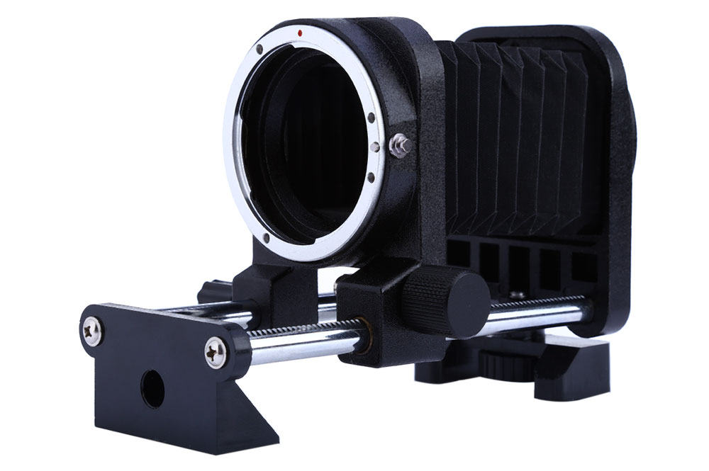 Macro Extension Close-up Bellows for Canon EOS EF Mount 7D 60D 600D 50D DSLR