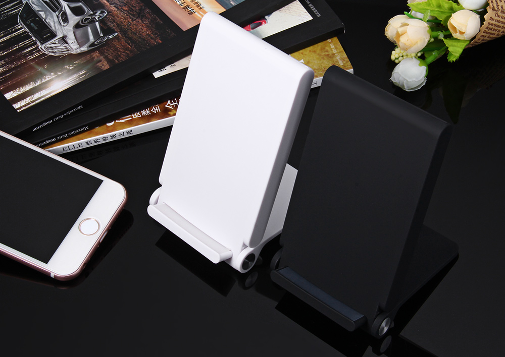 3 Coils Wireless Charging Stand for iPhone / Android Smart Phones