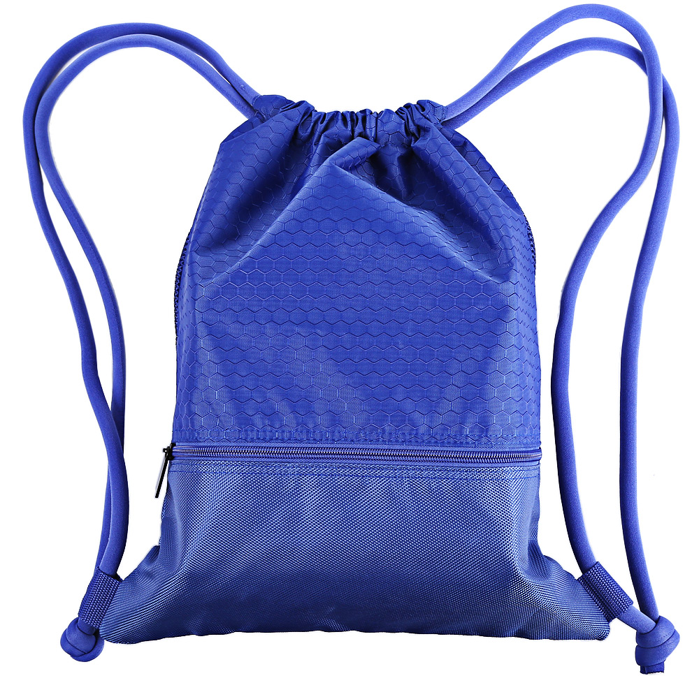 Unisex Water Resistant Swimming Drawstring Bag Outdoor Travel Basketball Football Backpack