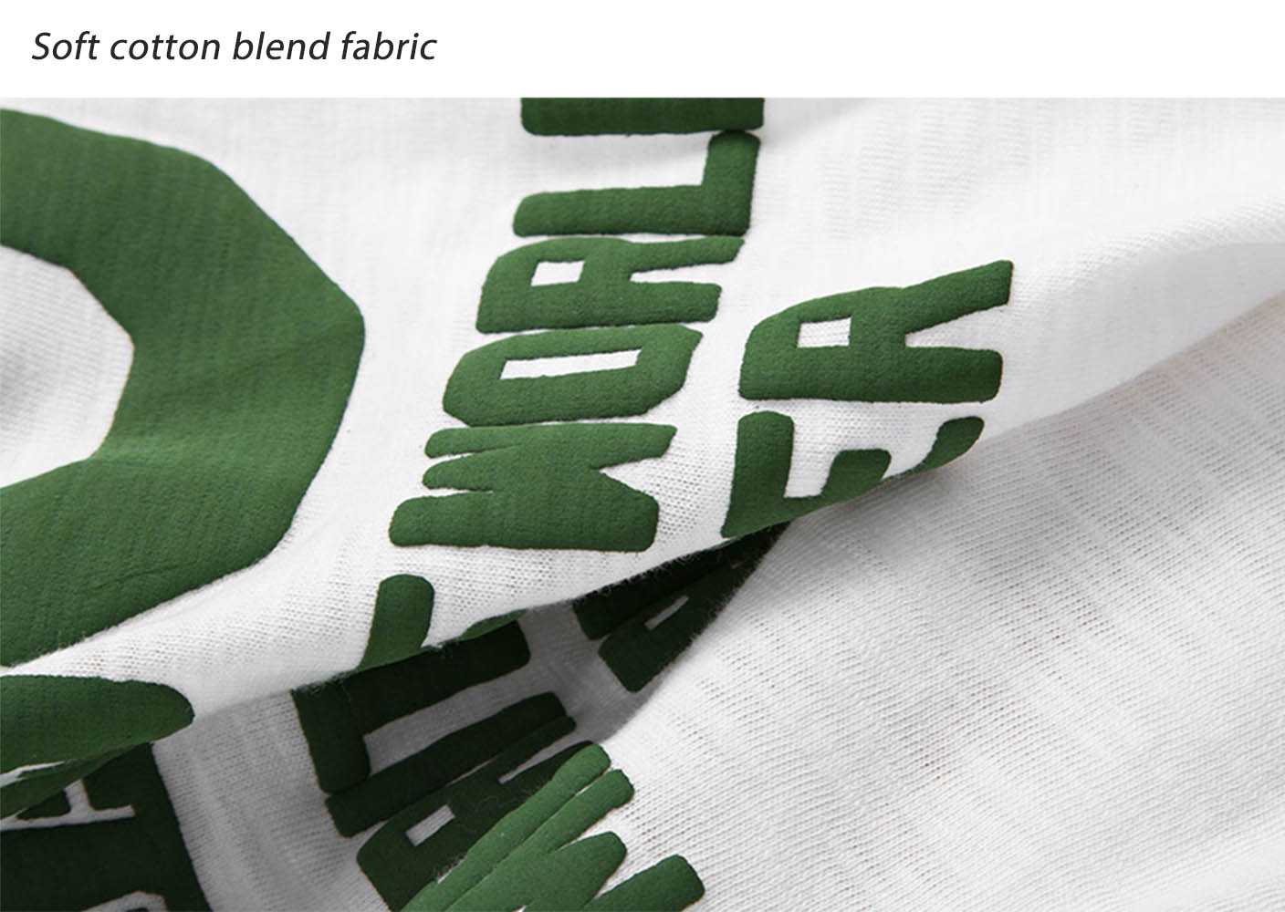 Casual Round Collar Short Sleeve Letter Number Print Men T-Shirt
