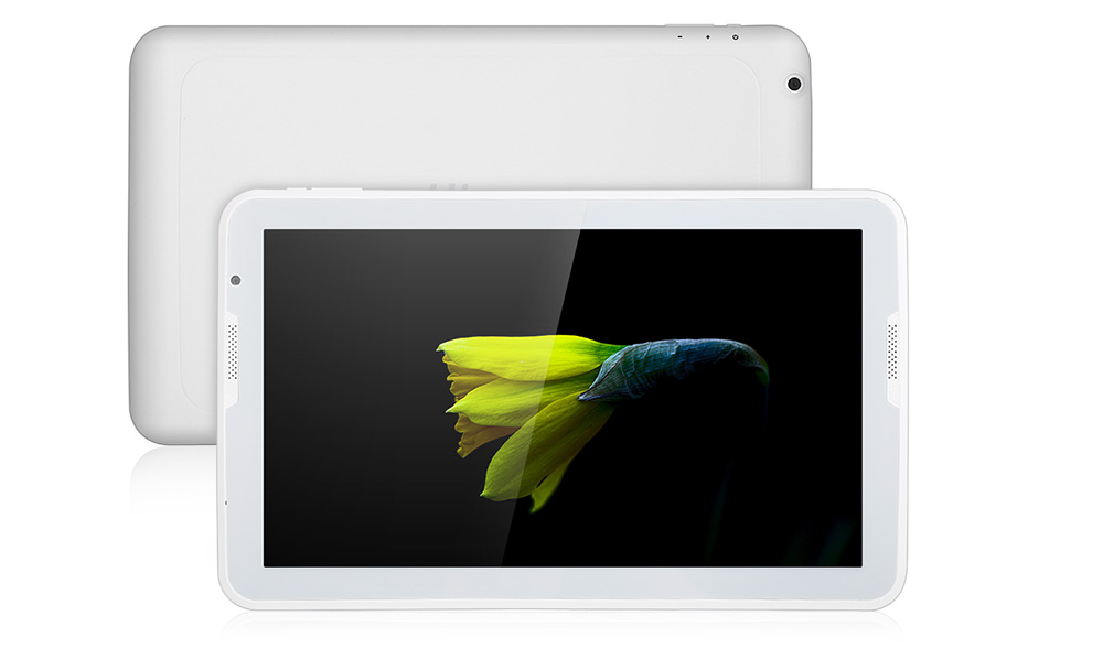 HIPO A106 10.6 inch Android 5.1 Tablet PC Allwinner A33 Quad Core 1.3GHz 1GB RAM 16GB ROM Bluetooth 4.0 OTG WiFi Functions