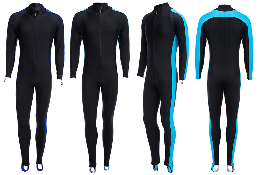 Unisex Watersport Keep Warm Sunscreen Jumpsuit Diving Suit Wetsuit