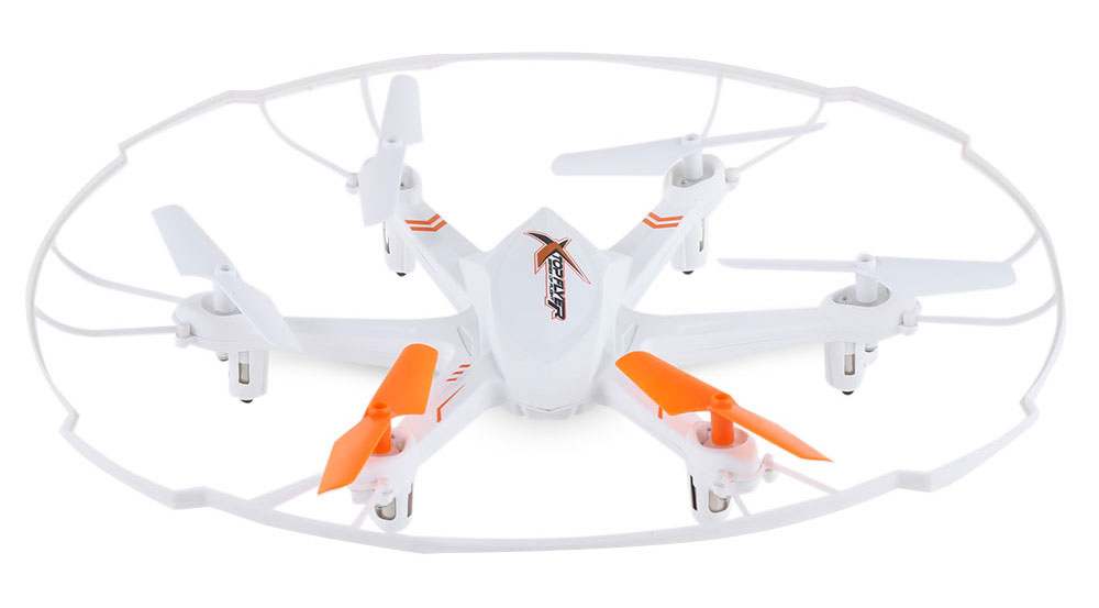 Attop A7 4CH 6-Axis Gyro Remote Control Hexacopter