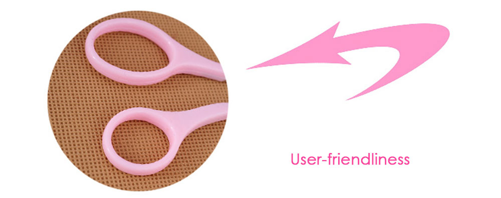 Mini Brow Class Eyebrow Trimmer Groomer with Comb Cutting Scissor for Women