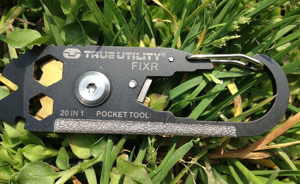 20 in 1 Fix Pocket Multifunctional EDC Survival Keychain Tool
