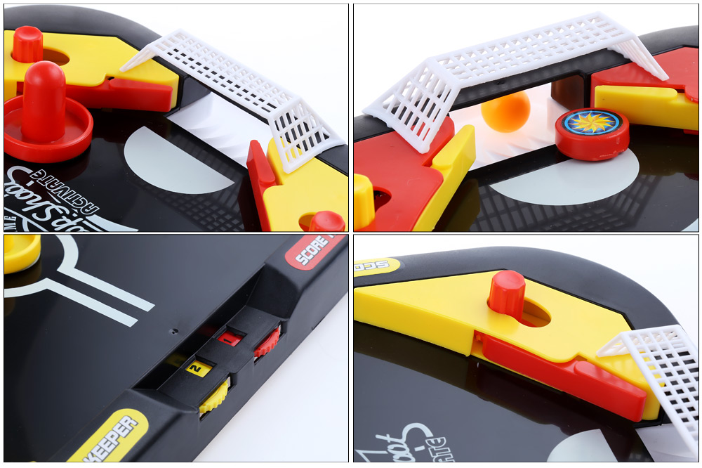 2-in-1 Kids Fast Action Soccer Hockey Game Sports Toy
