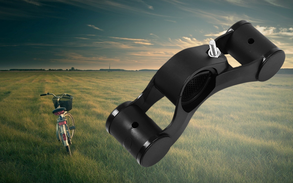 MTB Cycling Handlebar Mount Extended Holder for Computer Light Lamp