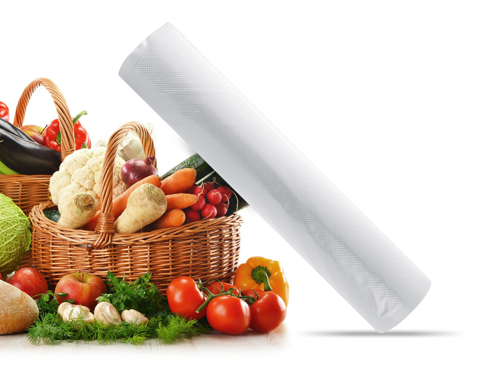 17 x 500cm Fresh-keeping Bag Vacuum Sealer Roll