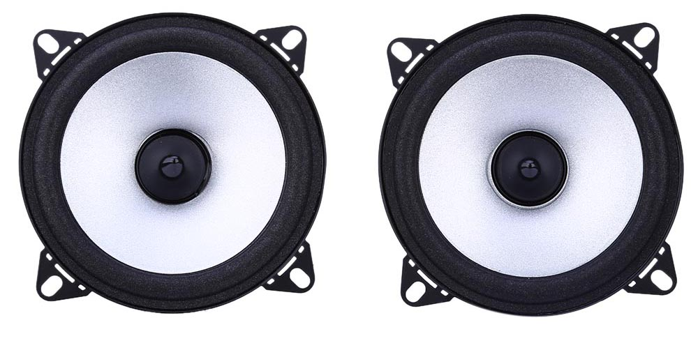 LB - PS1401D Paired 4 Inch Vehicle Loudspeaker Car HiFi Full Range Bubble Gum Edge Speaker
