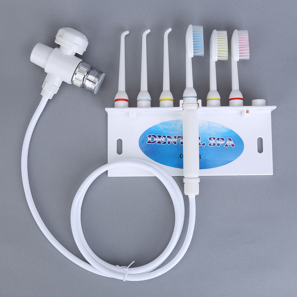 Oral Irrigator SPA Water Jet Family Dental Flosser Toothbrush Sets