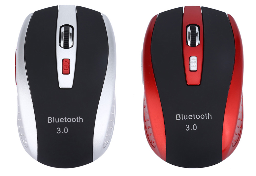 A902 Mini Wireless Bluetooth 3.0 6D 2400DPI Optical Gaming Mouse