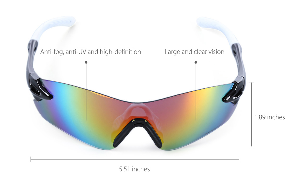 BASECAMP Windproof Cycling Sun Glasses Eyewear Spectacles