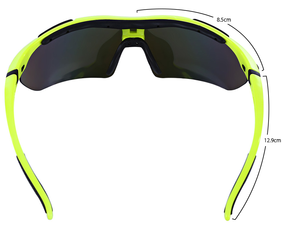 Basecamp Professional UV Protection Cycling Glasses Sunglasses Polarized Goggles