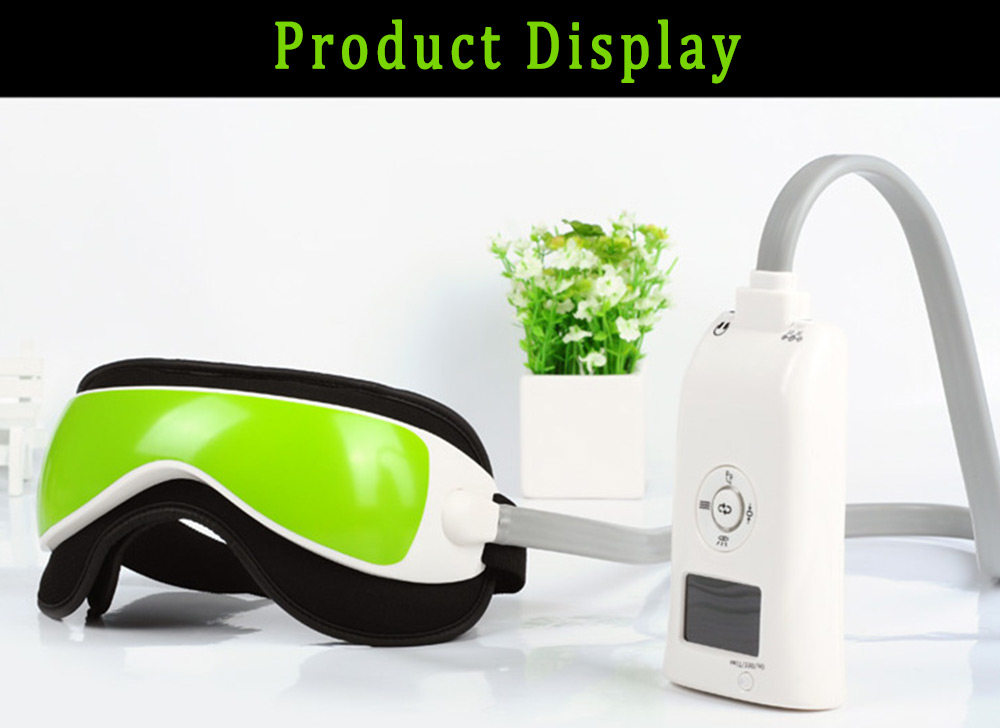 Multifunctional Magnetic Far-infrared MP3 Dispel Eye Bags Eye Care Massager