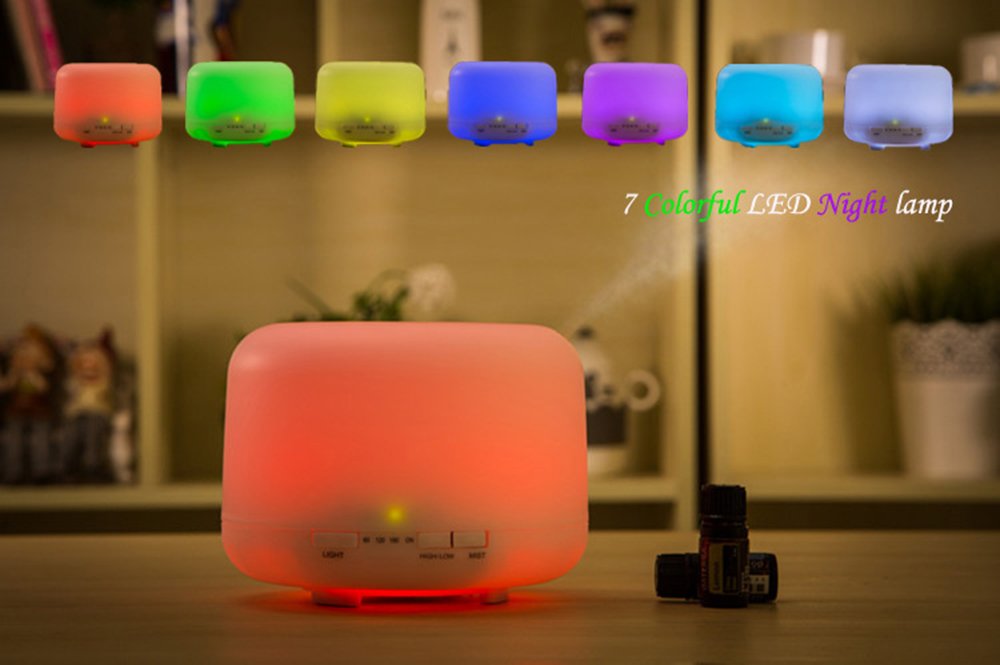 Practical Creative Gifts Ultrasonic Humidifier / Aromatherapy Machine / Air Cleaner