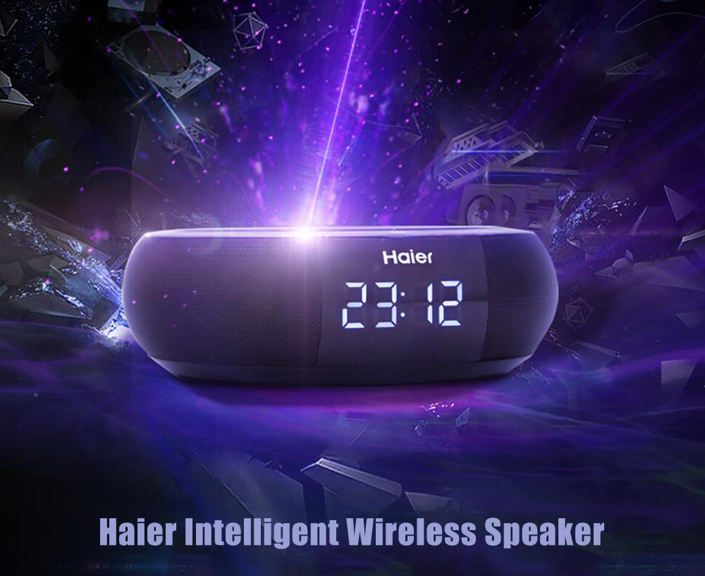 Haier Qi Wireless Charger Dock Intelligent Nfc Bluetooth 4