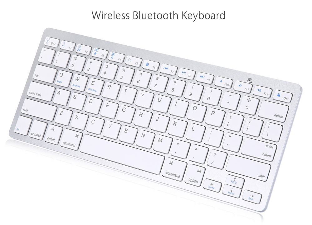 Stylus Pen Detachable Wireless Bluetooth Keyboard Cover for iPad Air 2
