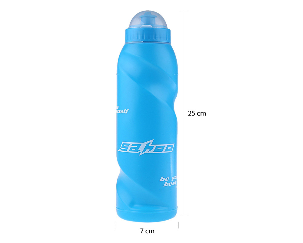 SAHOO Outdoor Camping Cycling Hiking Practical Sport Water Bottle