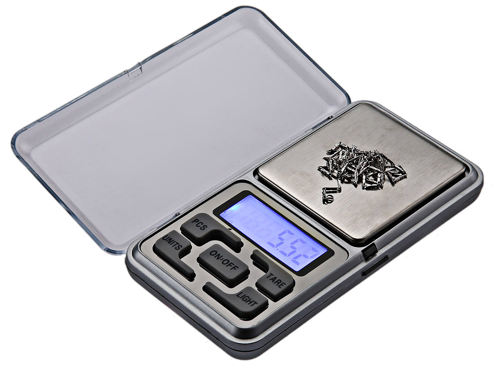 Smart Weight 200g Digital High Precision Jewelry Scale