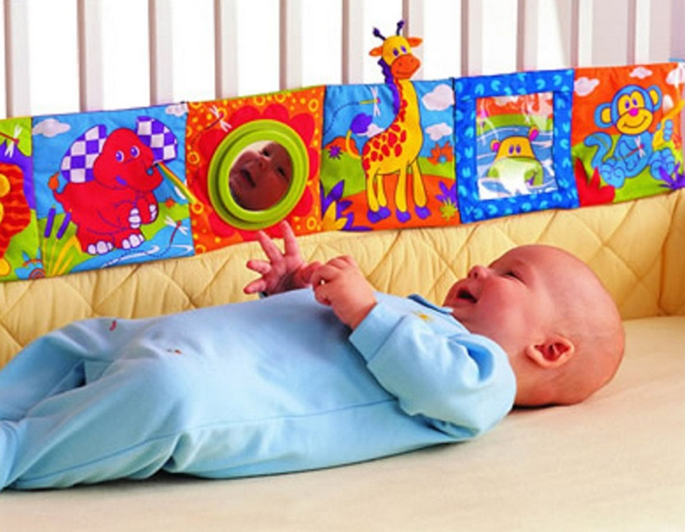 Babies Early Education Cloth Book Improving Cognitive Ability