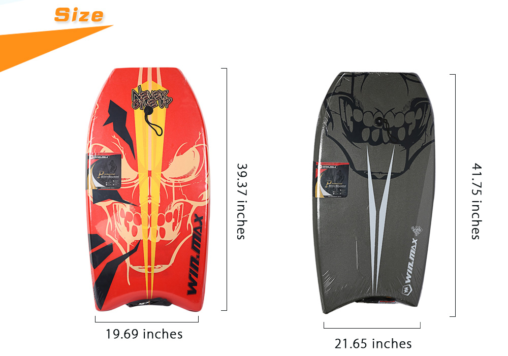 Winmax Training EPS Surfboard for Surfing Water Sports