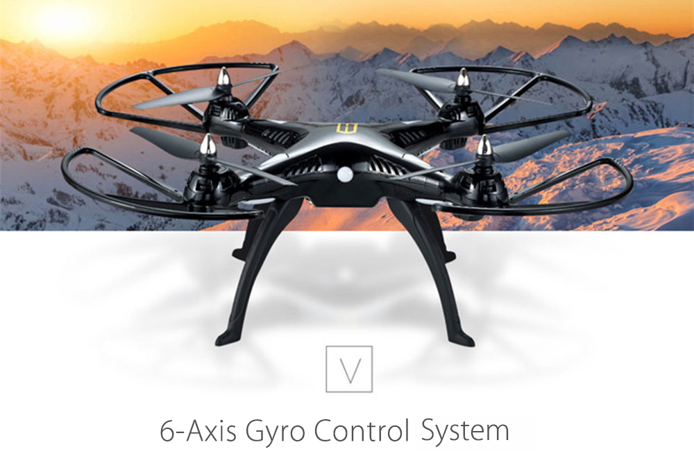 Huanqi 899B 2.4G 4CH 6-Axis Gyro RC Aircraft RTF Hold Altitude Mode