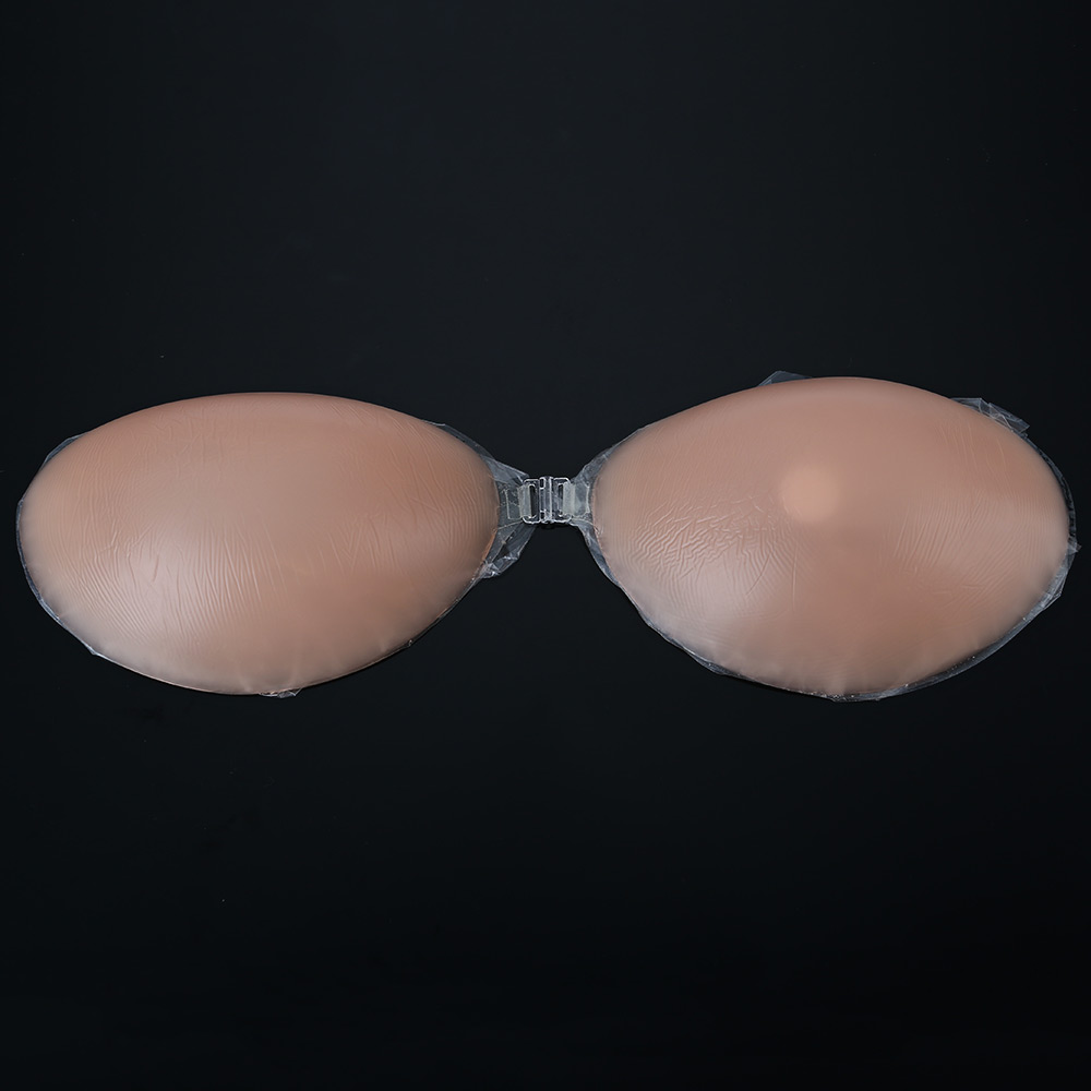 Women Thick Silicone Push-Up Soft Invisible Chest Pad