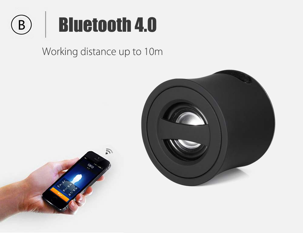 Portable Bluetooth Speaker TF Card AUX Music Player