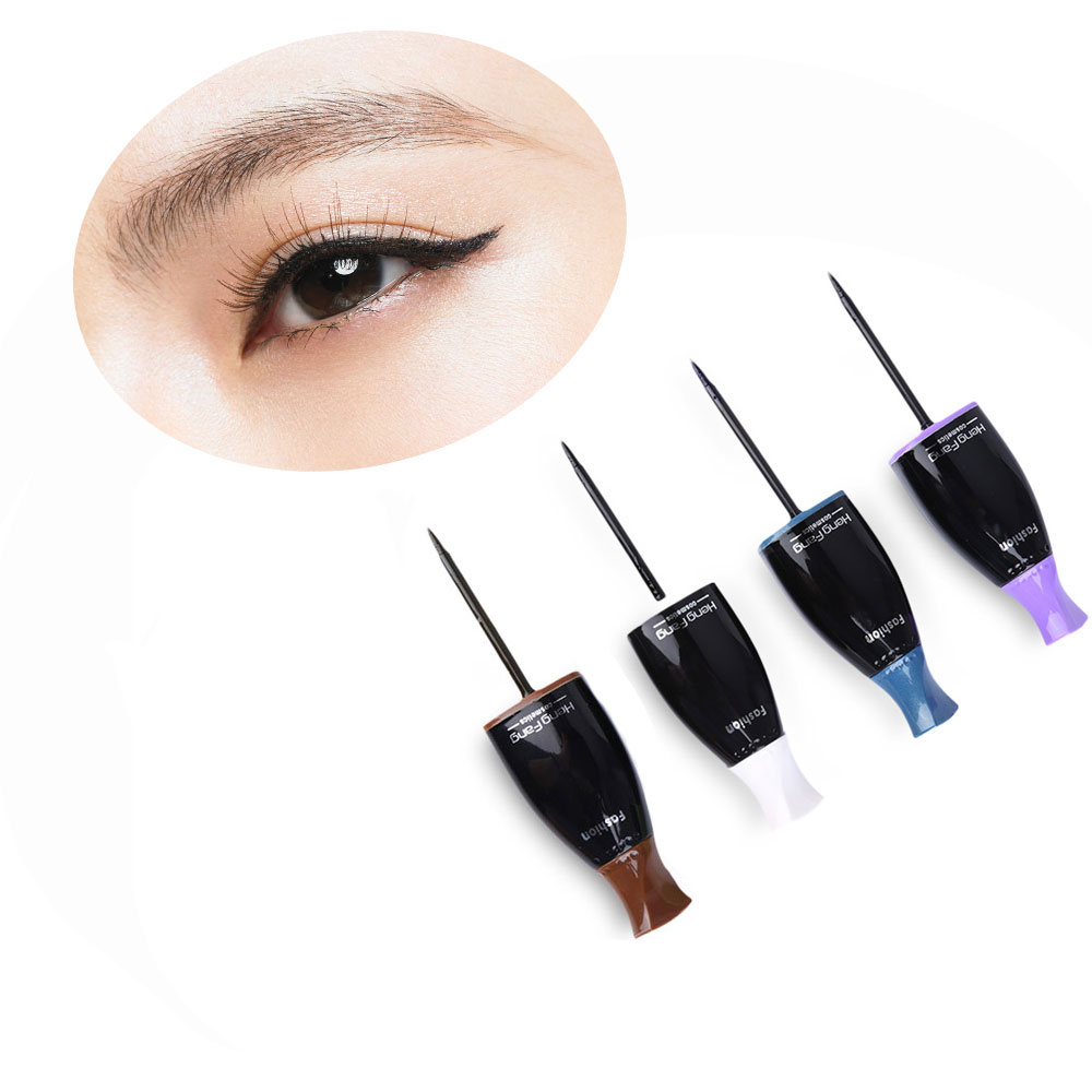 4pcs Magic Waterproof Long Lasting Smooth Eyeliner