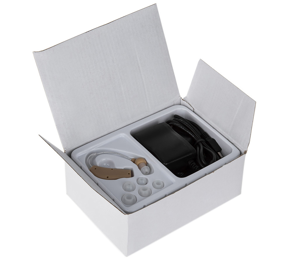 Health Care Rechargeable Hearing-Aid Sound Amplifier