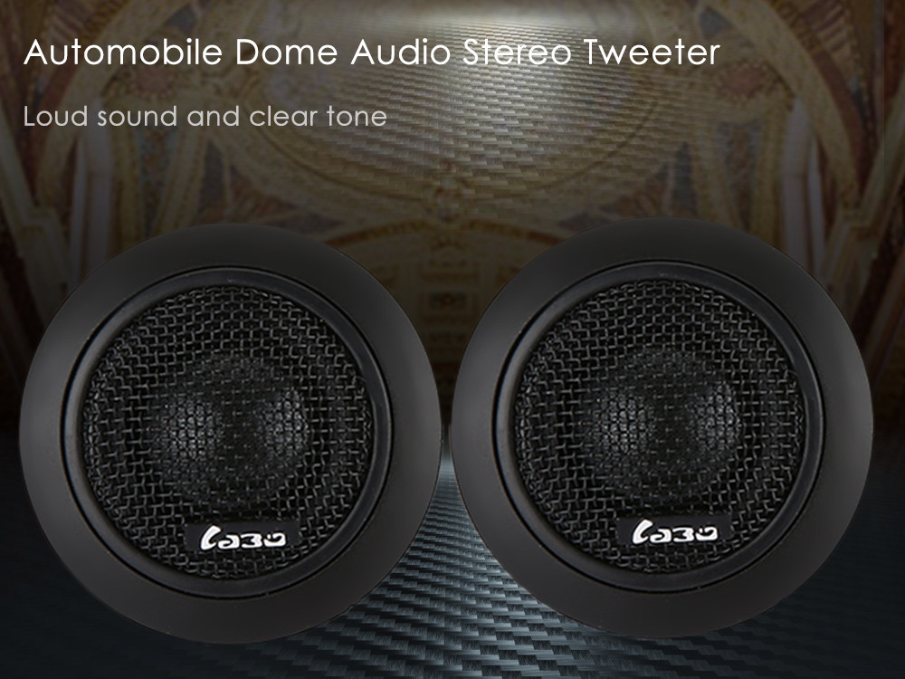 LABO Paired LB - GY108A25 Automobile Dome Music Audio Tweeter