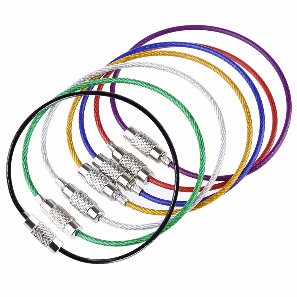 Outdoor Multipurpose Steel Wire Ring