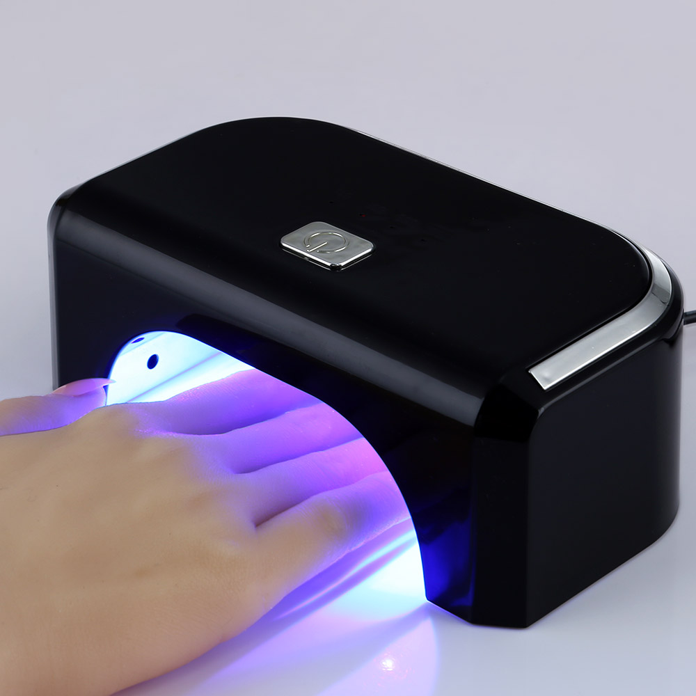Professional 12W Manicure Tool LED Phototherapy Nail Gel Lamp