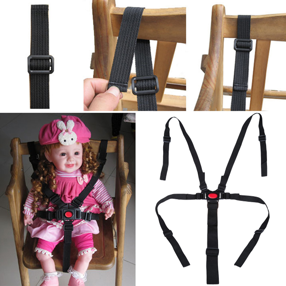 Multi-functional Practical Babies Five-point Safety Belt